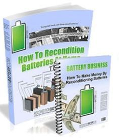 EZ Battery Reconditioning bonus guide