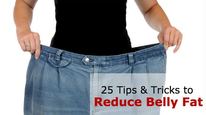 fastest solution to burn belly fat